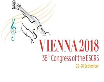 ESCRS – Vienna 2018