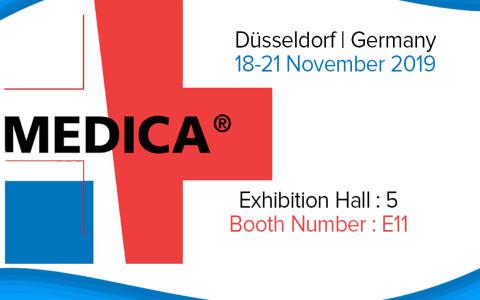 Medica – Düsseldorf 2019